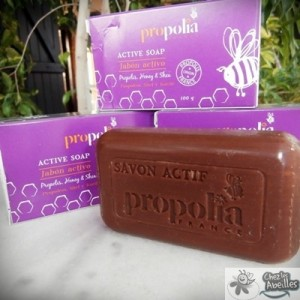 Honey, Propolis, Shea Butter Soap